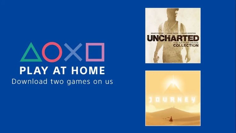 Sony, Uncharted Collection ve Journey oyunlarını bedava yaptı