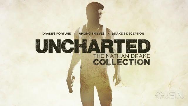 Uncharted için özel PS4 pakedi geliyor!