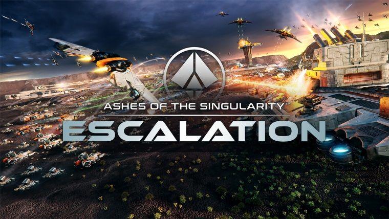 Ashes of the Singularity: Escalation ücretsiz oldu