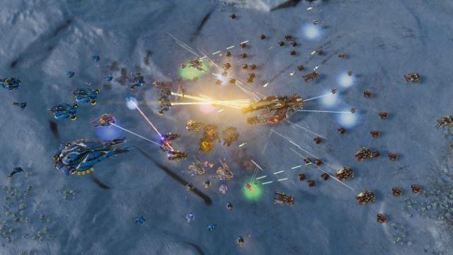Ashes of the Singularity'nin 2.2 güncellemesi yayımlandı