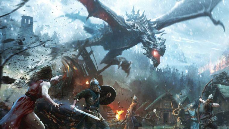 Elder Scrolls Legends'ın mobil sürümü sonunda çıktı