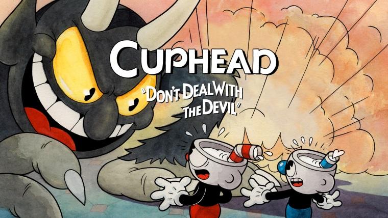 Cuphead'i 37 dakikada bitirdi