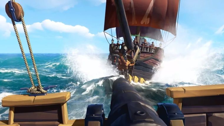 Sea of Thieves, bir ülkede daha en çok satan oyun oldu