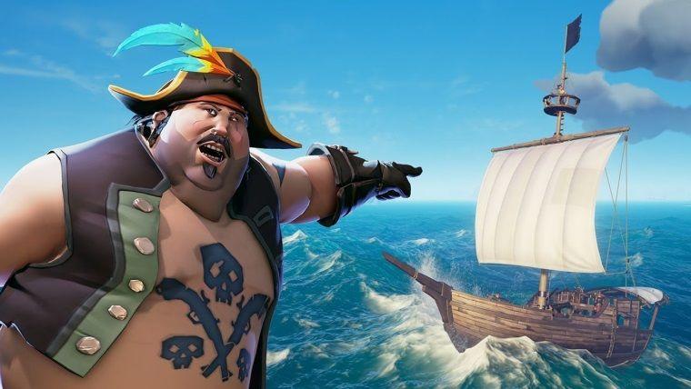 Sea Of Thieves için yeni bir güncelleme daha yayınlandı