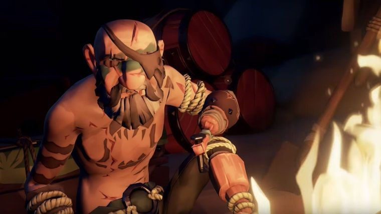 Sea of Thieves'in yeni güncellemesi Hungering Deep'te neler var?
