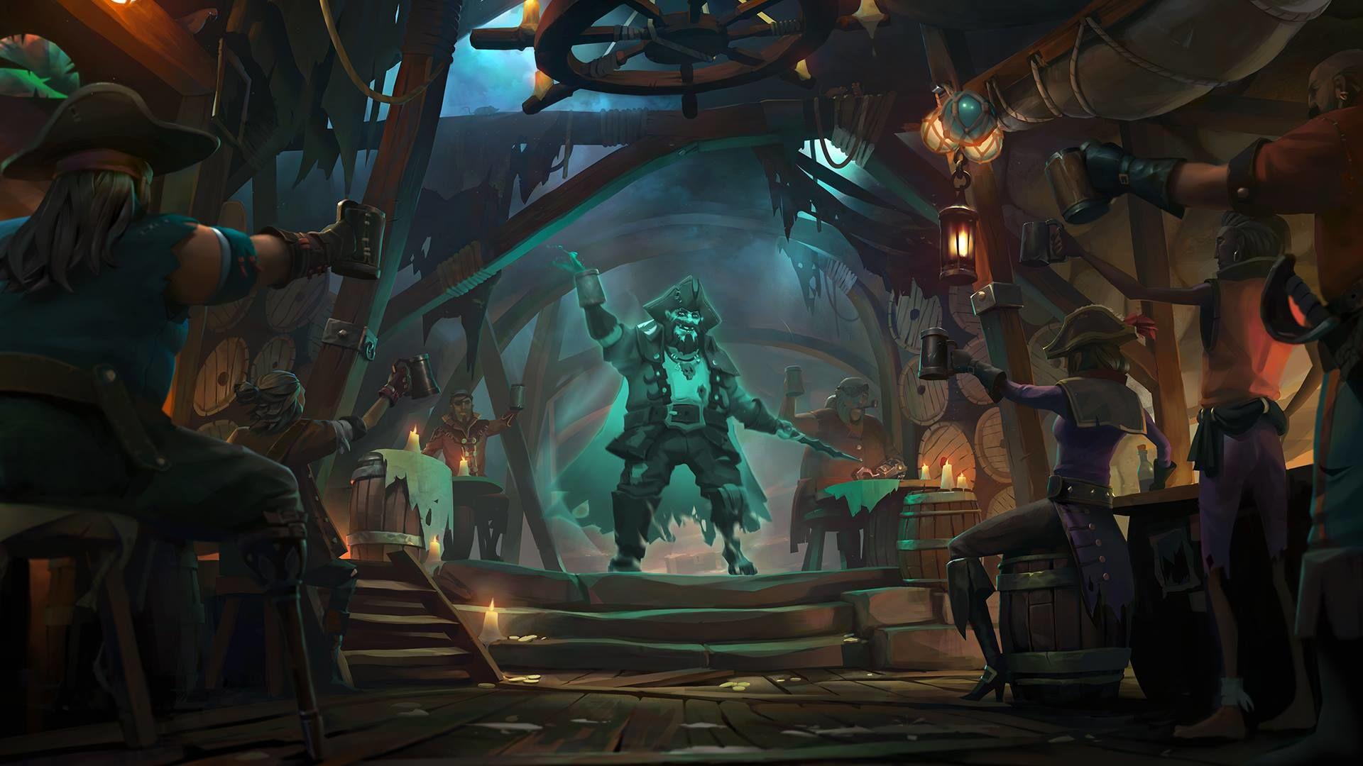 Sea of Thieves, Steam mağazasında da oyuncuların erişimine açıldı