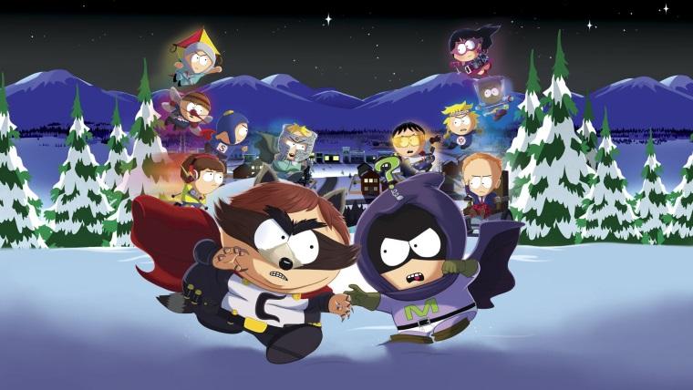 Yeni South Park oyununun kupa listesi ortaya çıktı
