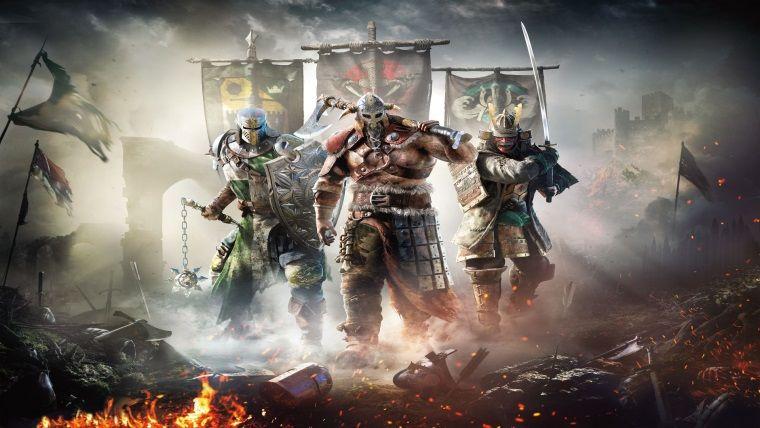 Ubisoft tarafından geliştirilen For Honor, kısa süreliğine bedava