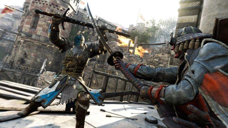 For Honor'ın oyuncu sayısındaki artış, Ubisoft'u memnun etti
