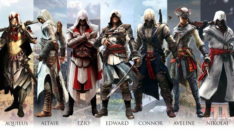 For Honor'a, Assassin's Creed evreninden karakterler gelecek