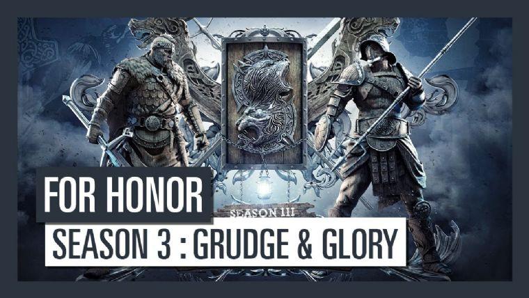 For Honor Sezon 3 için 2 yeni karakter açıklandı