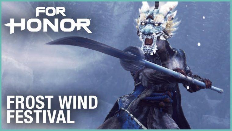 For Honor'ın kış etkinliği oldukça geniş içeriklere sahip
