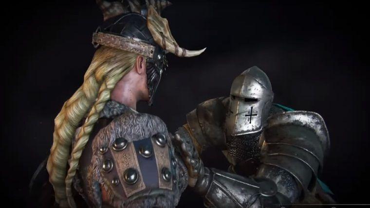 For Honor'ın göğüs ellemeli animasyonu değiştirildi