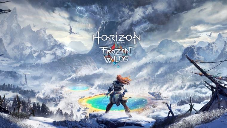 Horizon Zero Dawn: The Frozen Wilds'ın ne kadar süreceği belli oldu