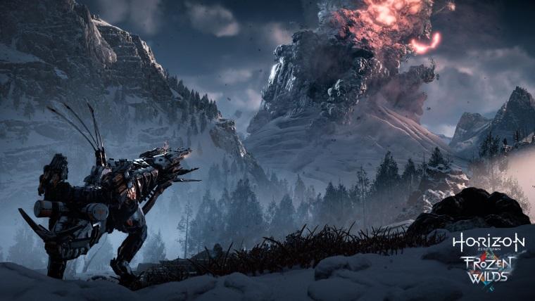 The Frozen Wilds için inceleme puanları yayınlandı