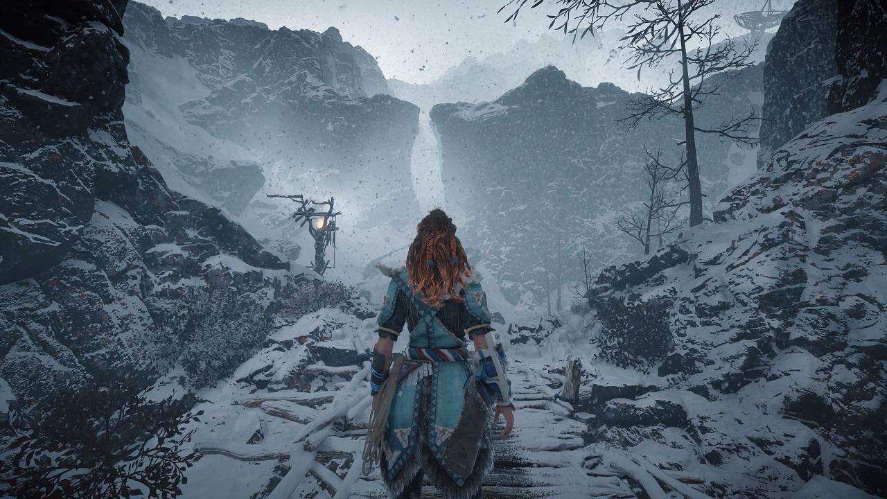 Horizon: Zero Dawn - Frozen Wilds nasıl bir DLC olacak?