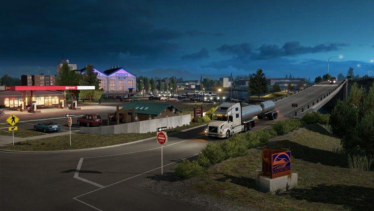 American Truck Simulator Idaho DLC çıkış tarihi