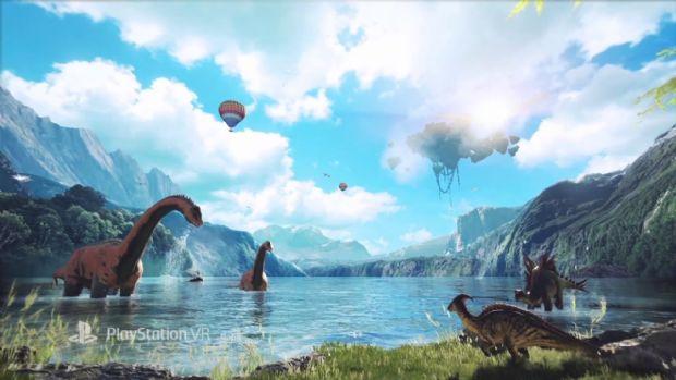 ARK Park VR için yeni fragman yayınlandı