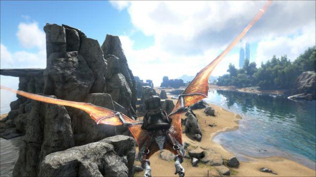 ARK: Survival Evolved'a Oculus güncellemesi geldi