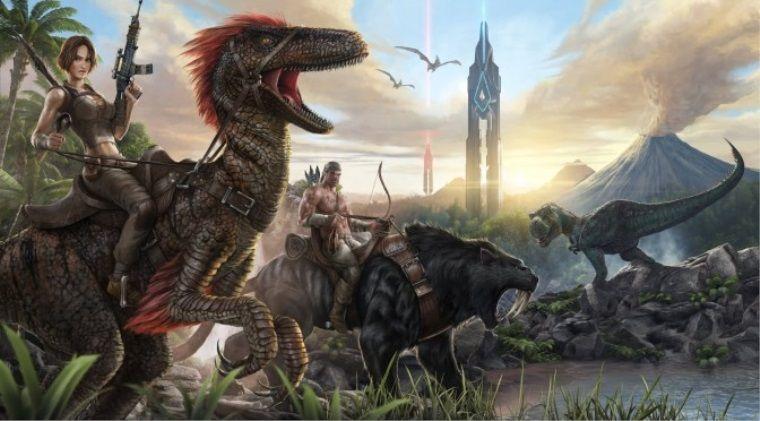 Ark: Survival Evolved'ın oyuncu sayısı açıklandı