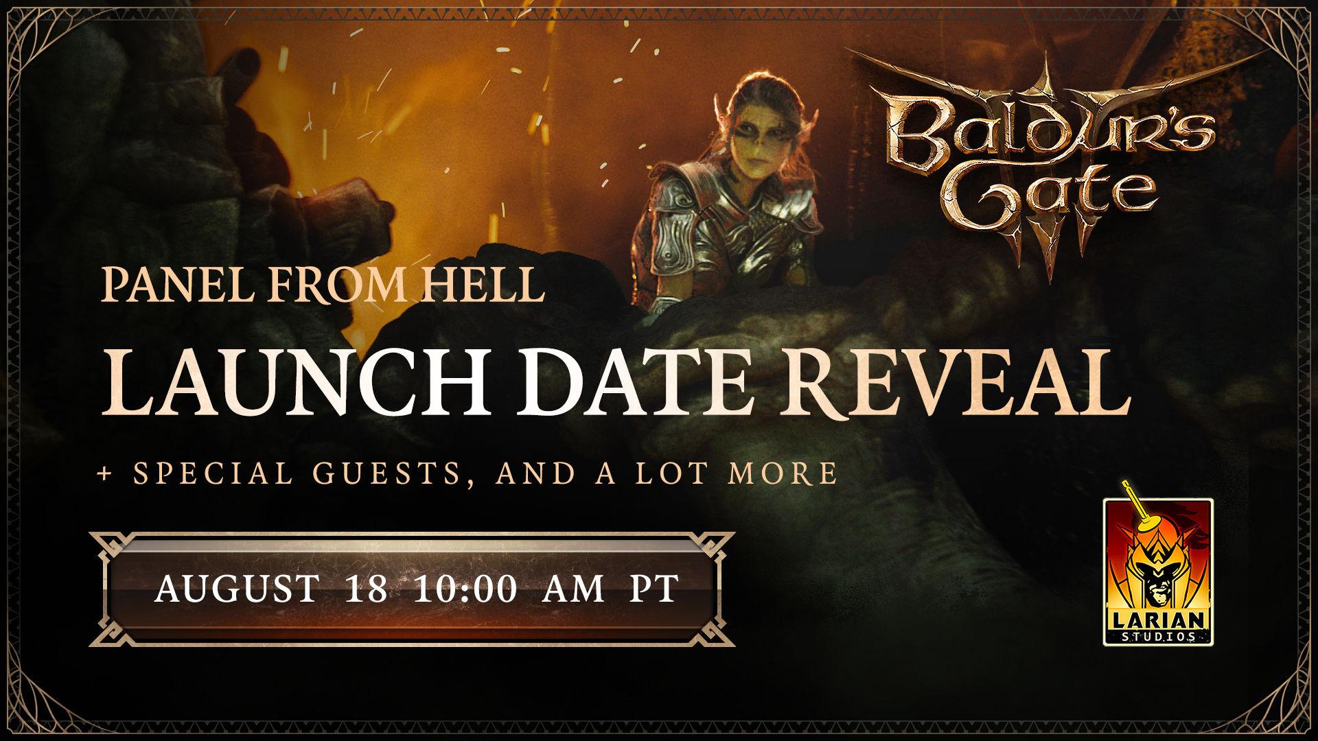 Baldur's Gate 3 ertelendi