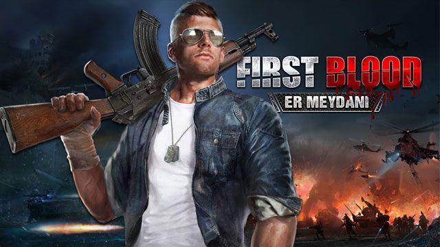 Web Tabanlı FPS Oyun First Blood: Er Meydanı Artık Türkiye'de