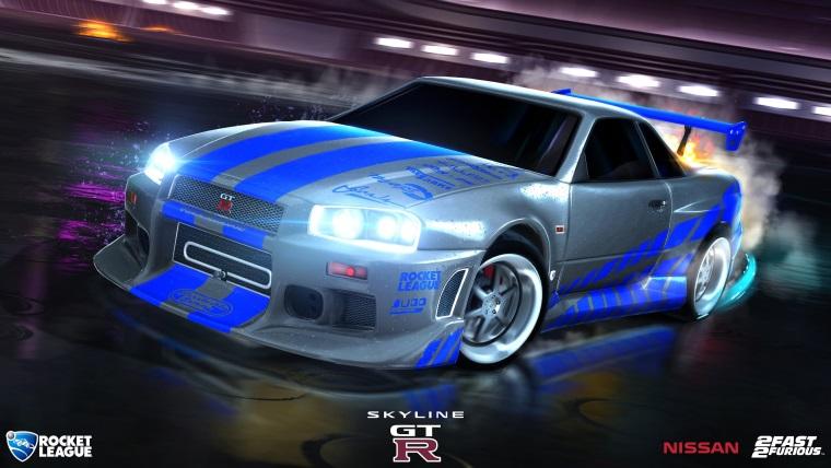 Fast and Furious, Rocket League'e geliyor