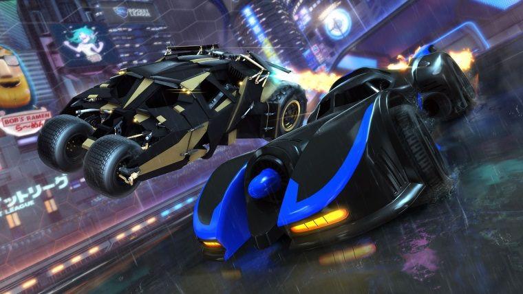 Rocket League'in DC süper kahramanları DLC'si ortaya çıktı
