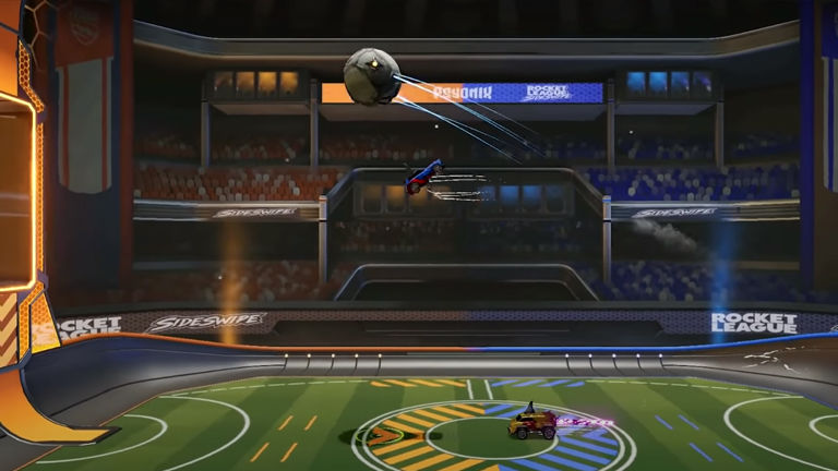 Rocket League Sideswipe is coming to mobile devices
