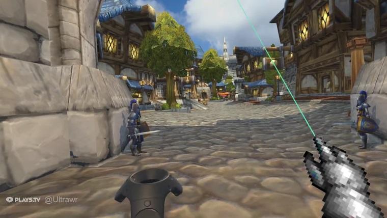 World of Warcraft VR modu geliyor!