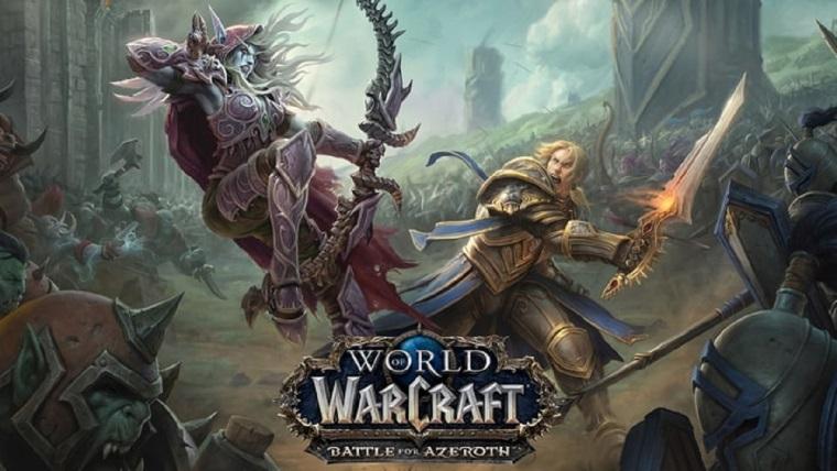 World of Warcraft için yeni ek paket Battle for Azeroth duyuruldu
