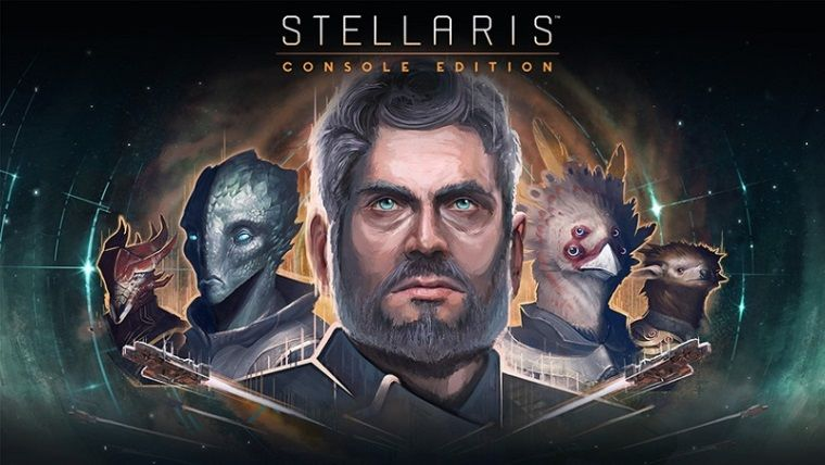 Sci-fi strateji türünde olan Stellaris konsollara geliyor