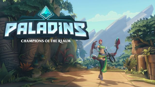 Hi-Rez Studios, yeni oyunu Paladins'i duyurdu