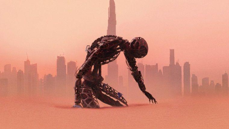Westworld'ün üçüncü sezon posteri yayınlandı