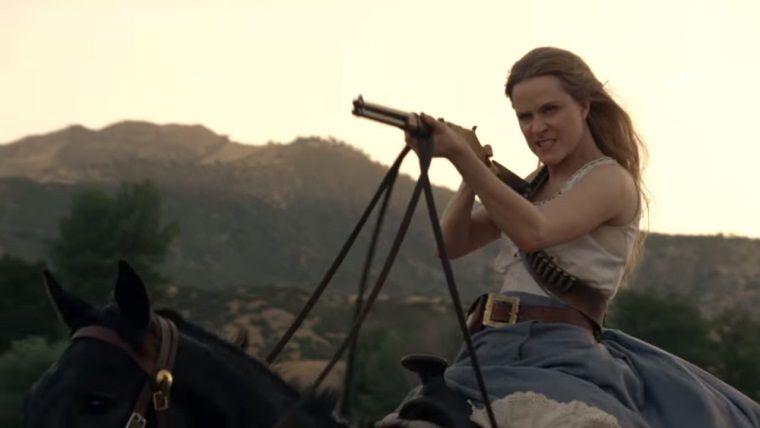 İsyan başladı! Westworld 2.sezon fragmanı geldi!