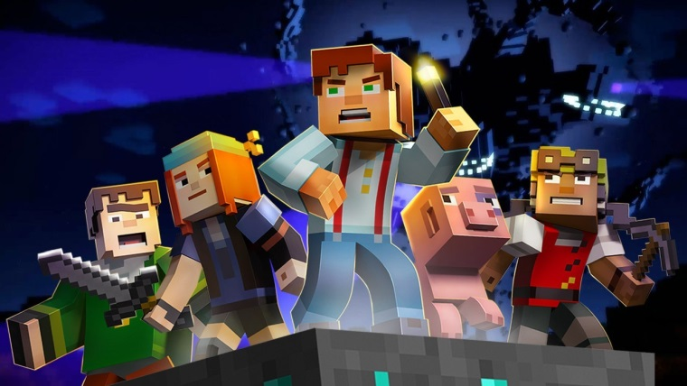 Minecraft: Story Mode ücretsiz oldu
