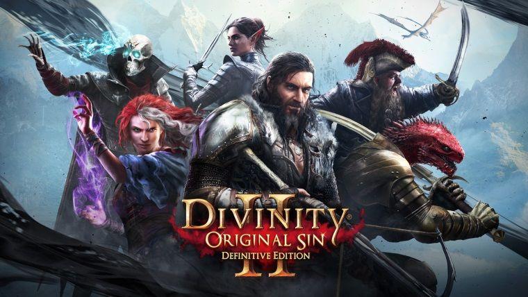 Divinity: Original Sin 2 iPad yolcusu