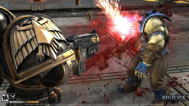Warhammer 40,000: Regicide çıktı!