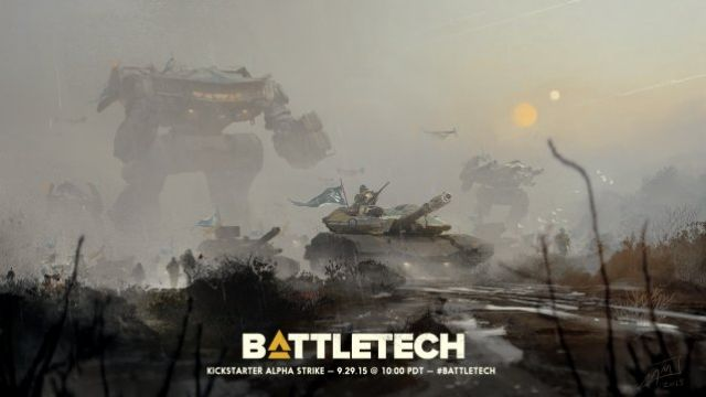 BattleTech'in Kickstarter kampanya başlangıç tarihi belli oldu