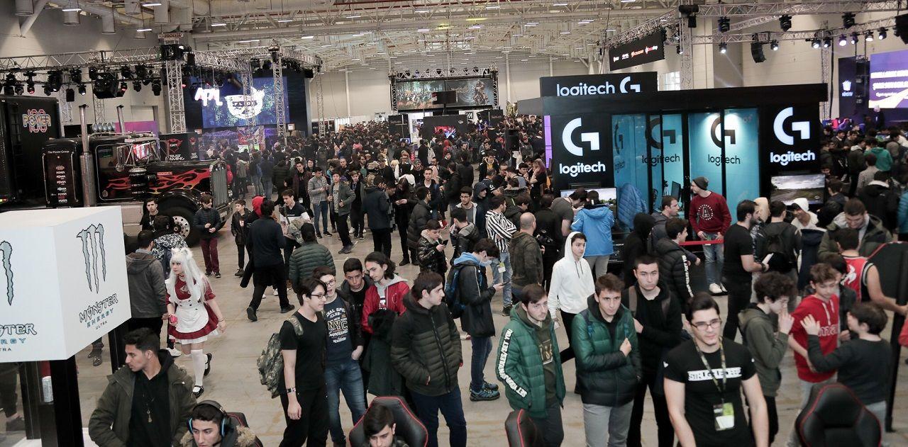 4 gün sürecek olan Gaming İstanbul maratonu başladı