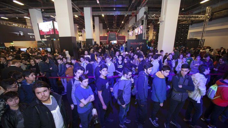 Gaming İstanbul fuarı sona erdi