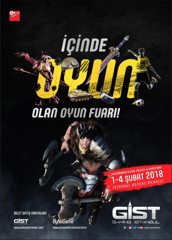 Gaming İstanbul için geri sayım başladı
