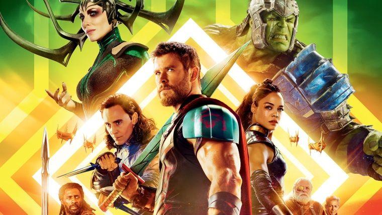 Thor: Ragnarok'un komik kamera arkası videosu yayınlandı