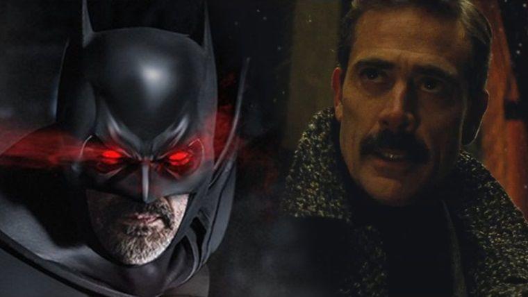 Jeffrey D. Morgan olası Batman rolü için oldukça heyecanlı