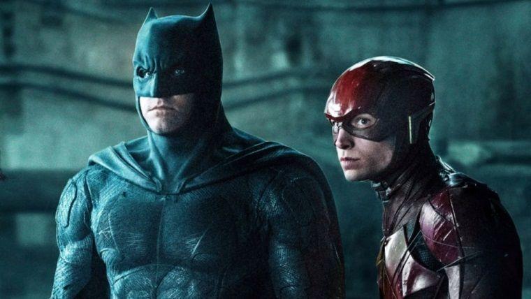 Ben Affleck ve Michael Keaton, Flash filmi için Batman olacak