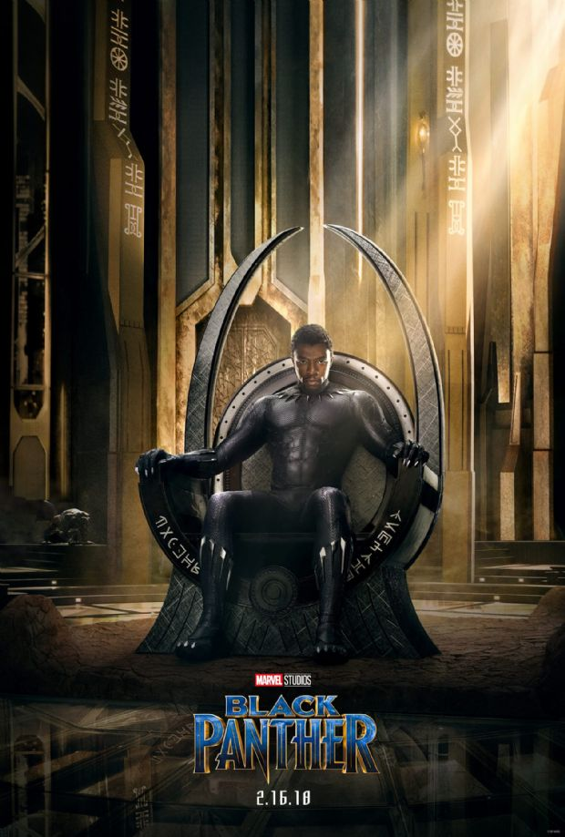 Black Panther'in ihtişamlı posteri yayınlandı