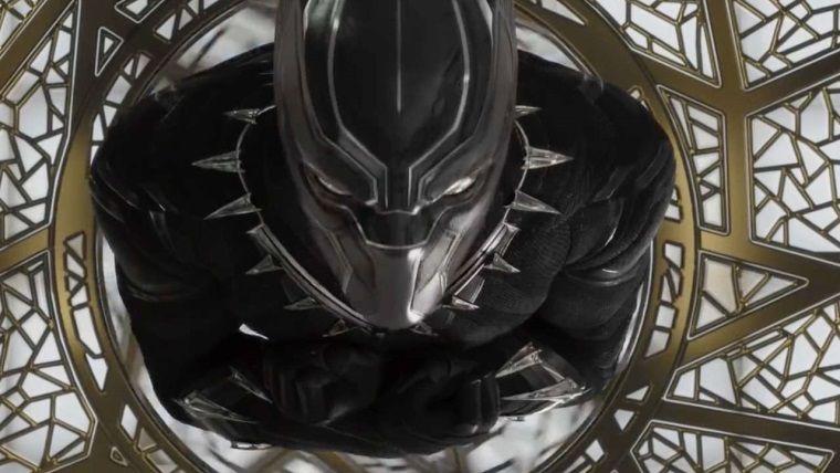 Black Panther'den 'Kralım sen çok yaşa' fragmanı