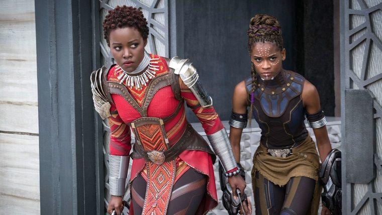 Black Panther'dan 'Meet Nakia' fragmanı geldi