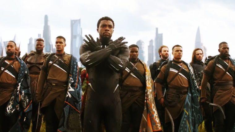 Black Panther'in sonu Avengers: Infinity War'a bağlanacak mı?