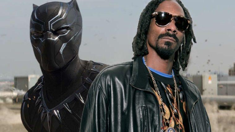 Snoop Dogg, Black Panther'i izlemeleri için çocuklara bağış yapıyor
